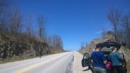 Formosa Road Cut. Photo Credit: Jenny Ward